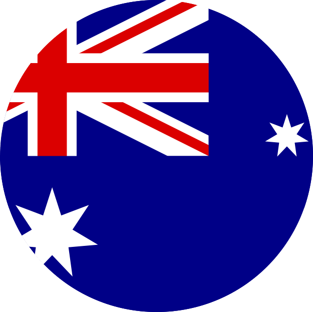Language selection flag